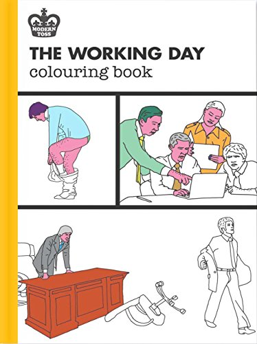 uring Book (Modern Toss Colouring Books) ()