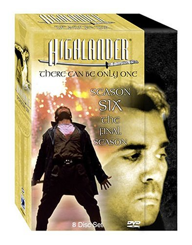 Highlander The Series - Season 6 by Starz / Anchor Bay