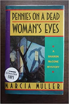 Book Pennies on a Dead Woman's Eyes