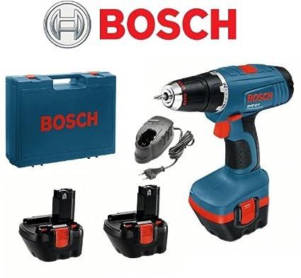Bosch GSR 12-2 - Taladro atornillador Professional: Amazon.es ...