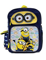 New Despicable Me Minions Toddler Backpack