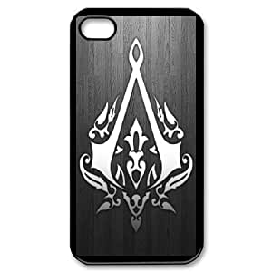 iPhone 4,4S Phone Case Assassin's Creed F5M7819