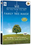 GSP Who Do You Think You Are? Family Tree Maker (PC)