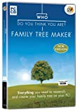 GSP Who Do You Think You Are? Family Tree Maker (New Version) (PC)
