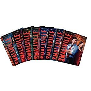 Smallville: The Complete Seasons 1-8 movie