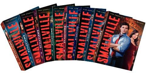 Smallville: The Complete Seasons 1-8 (Smallville Season 2 compare prices)