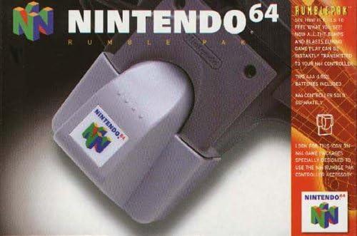 Nintendo Rumble Pak (N64) - best Nintendo 64 accessories