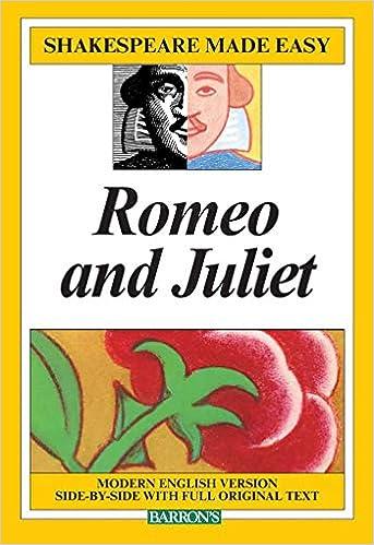 Romeo Juliet Book Pdf