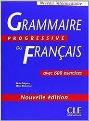 Grammaire Progressive Du Francais, Intermediare