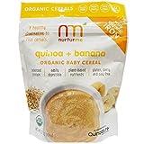 Nurturme Baby Cereal Quinoa&Banana