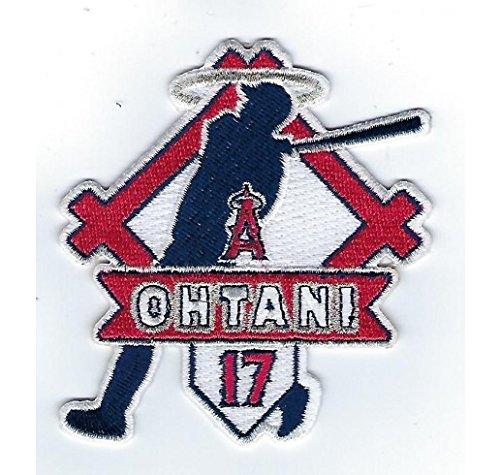 - Emblem Source SHOHEI OHTANI LONGBALL FANPATCH MLB Collectible Patch