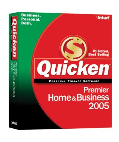 Quicken 2005 Premier Home & Business [Old Version]