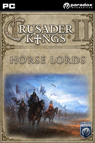 Crusader Kings II: Horse Lords [Online Game Code] (Horse Games Pc Download)