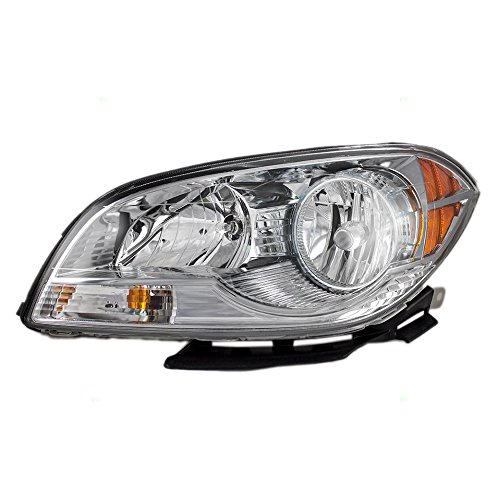Drivers Headlight Headlamp Replacement for Chevrolet 22897127 Replacement Headlight Driver