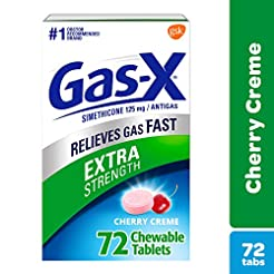 Gas X Chewable Extra Strength Tablets fo...