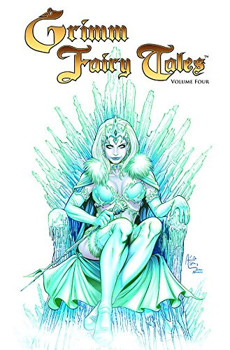 Grimm Fairy Tales Vol. 4 (Grimm Fairy Tales Graphic Novels)