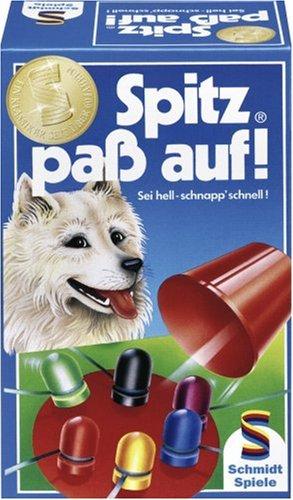 SPIEL SPITZ PASS AUF