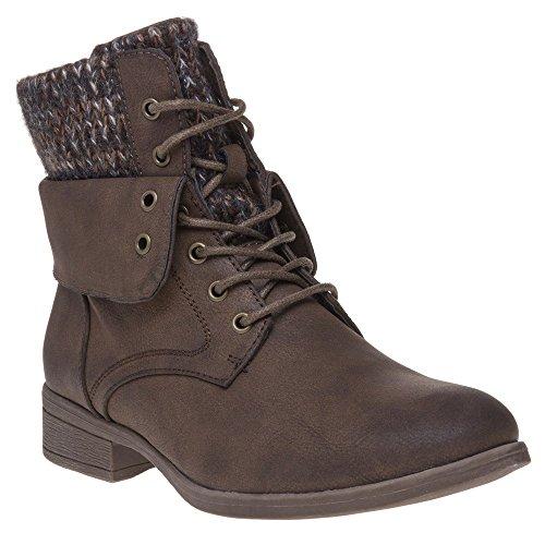 2 Bonnie Boots Solesister Marron Femme 5pwSq