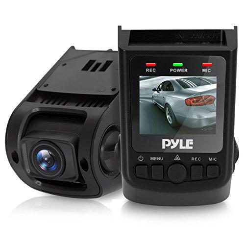 Pyle Dash Cam Rearview Monitor - DVR 1.5