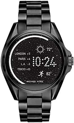 Michael Kors Access Touchscreen Black Bradshaw Smartwatch MKT5005