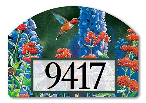 YardDesign Hummingbird Flight Yard Sign #71129