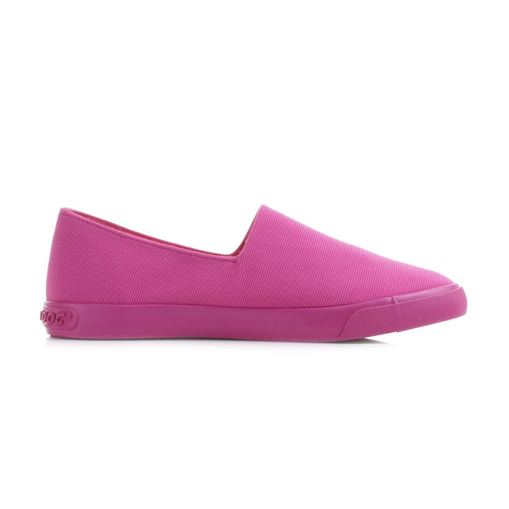 8028dc21b32 Womens Rocket Dog Corby Quest Fuchsia Slip On Plimsolls Shoes SIZE 6   Amazon.co.uk  Shoes   Bags