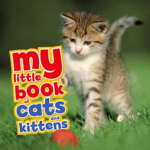 My Little Book of Cats and Kittens