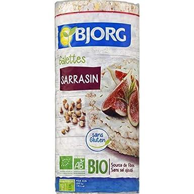 Bjorg - En Sarasin Empanadas Sin Sal Orgánica Gluten 130G ...