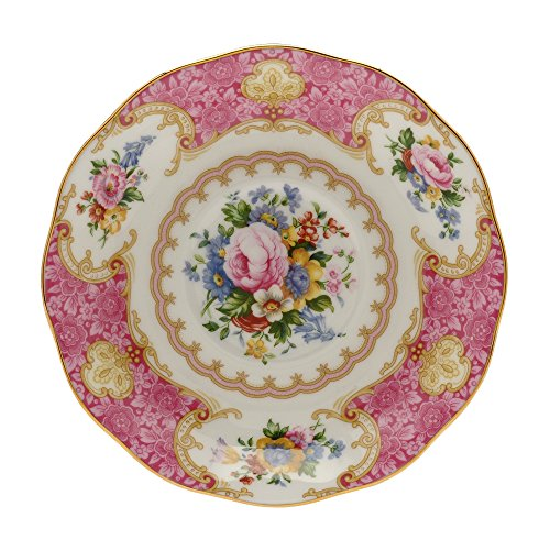Royal Albert Lady Carlyle Bread & Butter Plate 6-1/4-inches