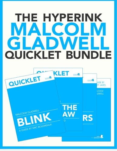 The Hyperink Malcolm Gladwell Quicklet Bundle