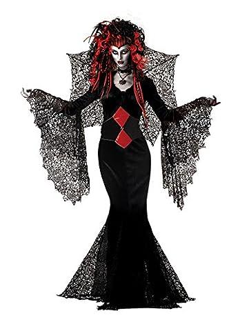 Nightmare Black Widow (Black Widow Guanto)