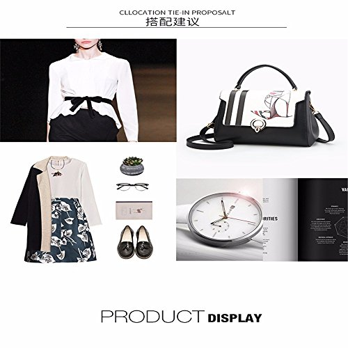c shoulder gifts Black personality across single Holiday sloping handbag New bags bag minimalist small lady MSZYZ wZnSx0qTn
