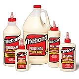 Titebond® - Original Wood Glue Our best selling glue, 1/4 Pint (4 Oz.)