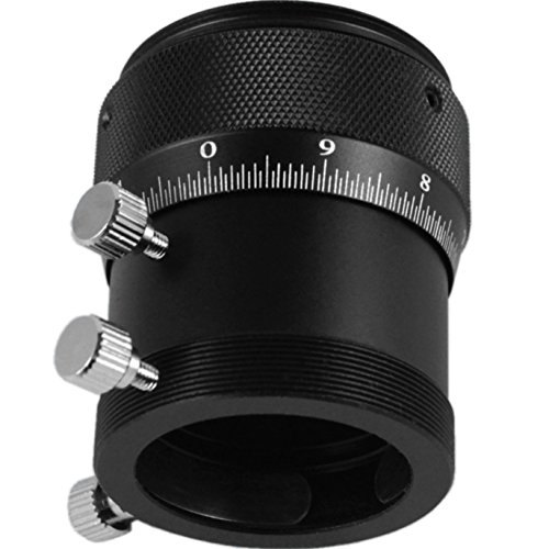 Astromania 1.25'' High Precision Double Helical Focuser with 0.1mm scale for Telescope Lenses / Finder & Guidescope by Astromania (Image #4)
