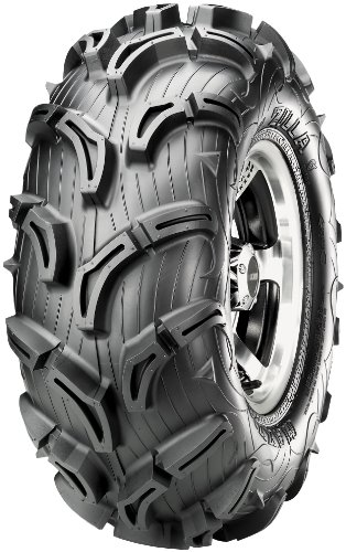 Maxxis MU02 Zilla Tire - Rear - 25x11x9 , Position: Rear, Tire Ply: 6, Tire Type: ATV/UTV, Tire Construction: Bias, Tire Application: Mud/Snow, Rim Size: 9, Tire Size: 25x11x9 TM00434100