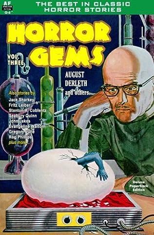 book cover of Horror Gems, Volume Three