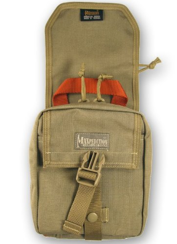 Maxpedition F.I.G.H.T Medical Pouch, Green