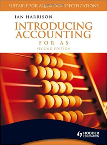 introducing accounting for as 2nd edition harrison ian
