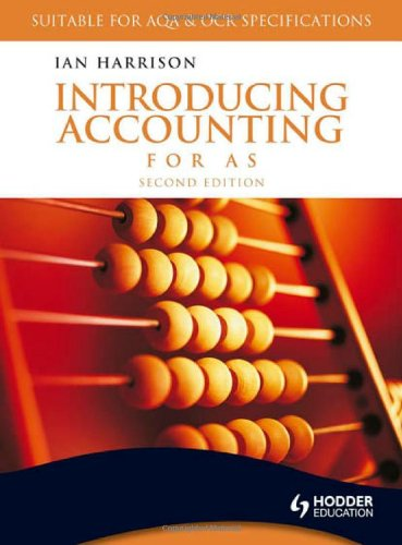 Introducing Accounting for AS