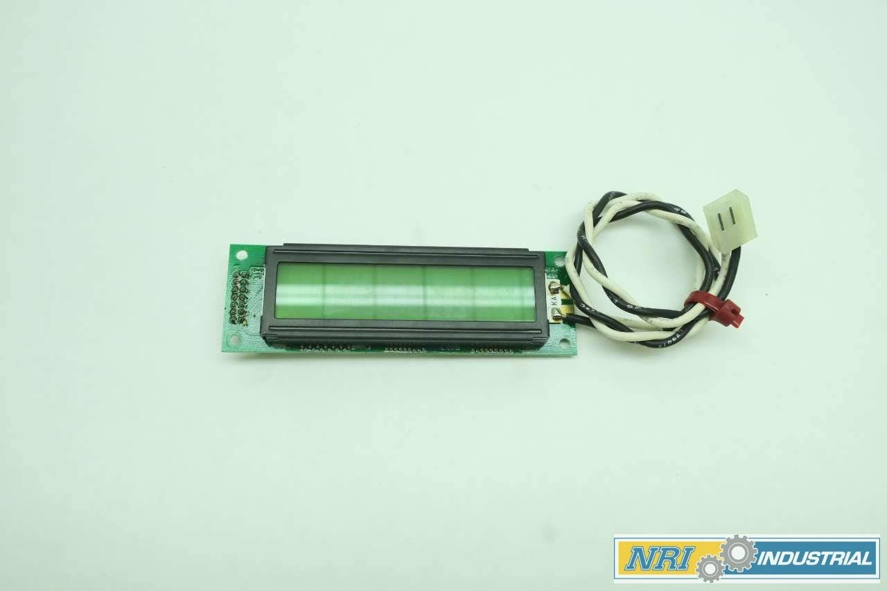 OPTREX DMC20261 DOT MATRIX CHARACTER LCD MODULE D579148