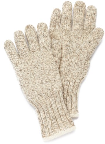Fox Block (Fox River Ragg Glove, Size - Large - Brown tweed)