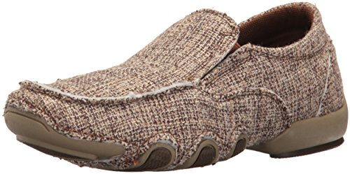 Roper Women's Liza Southwestern Liza Casual Driving Mocs Pink cheap sale limited edition from china cheap price cheap Inexpensive free shipping for cheap QX2MrE