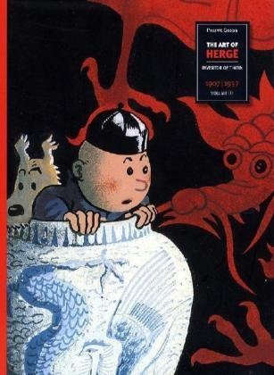 Download The Art of Herge, Inventor of Tintin: Volume 1: 1907-1937 pdf