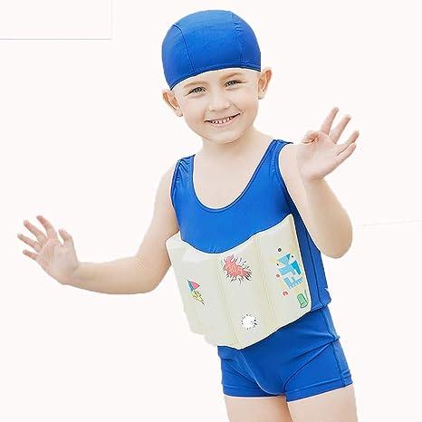 IMON LL Kids Flotador Traje, niños UV protección Solar Traje ...