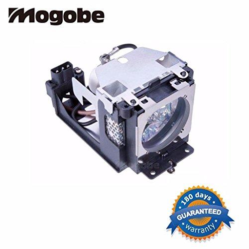 Mogobe POA-LMP111 Compatible Projector Lamp with Housing for 610-333-9740 Sanyo PLC-XU106, PLC-XU105, PLC-WXU700A, PLC-WXU30, PLC-XU116, PLC-XU115, PLC-XU111, PLC-XU101 Projectors