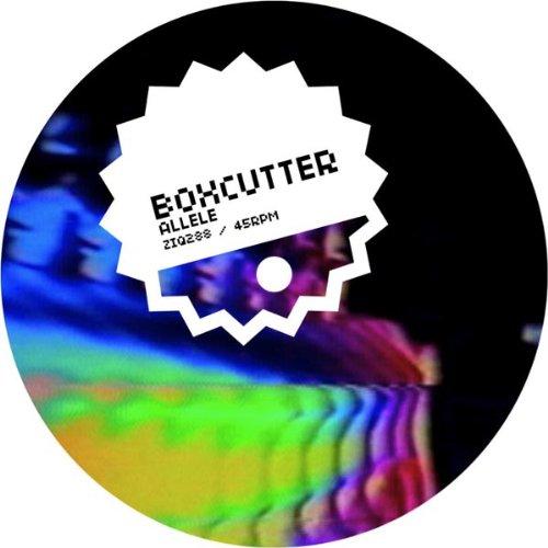 Vinilo : Boxcutter - Allele (12 Inch Single)