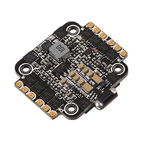F18A ESC BLHeli_s Brushless ESC 2-4S Lipo BB2 5V/2A Electronic Speed Controller for FPV VR Rc Drone Quadcopter ()