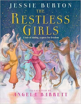 The Restless Girls  Amazon.es  Jessie Burton e4b5e196800