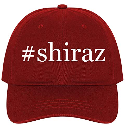 Penfolds Shiraz - #Shiraz - A Nice Comfortable Adjustable Hashtag Dad Hat Cap, Red