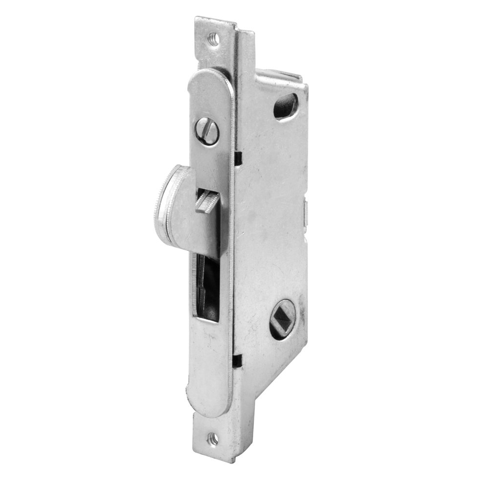 Prime-Line Products E 2148 Round Face Stainless Steel Adams Rite Automatic Mortise Lock